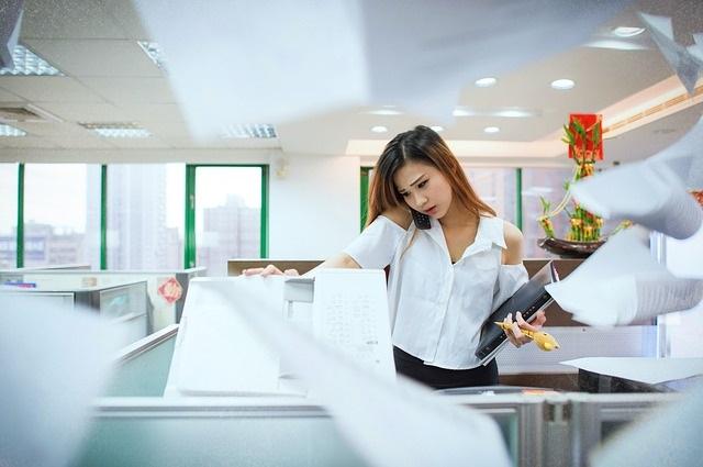 「かんばんボード」は業務の見える化と業務負荷の平準化に効果的!